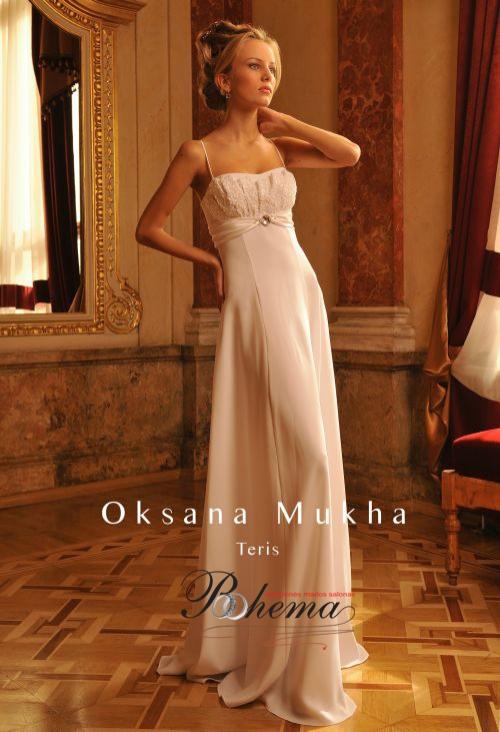 Вечерние платья оксаны мухи 2014 10