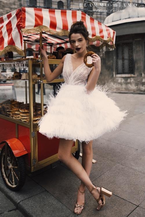 Самые красивые пышные платья 5