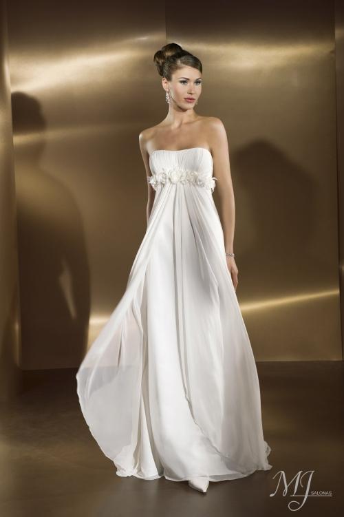 Длинные платья на свадьбу фото 3