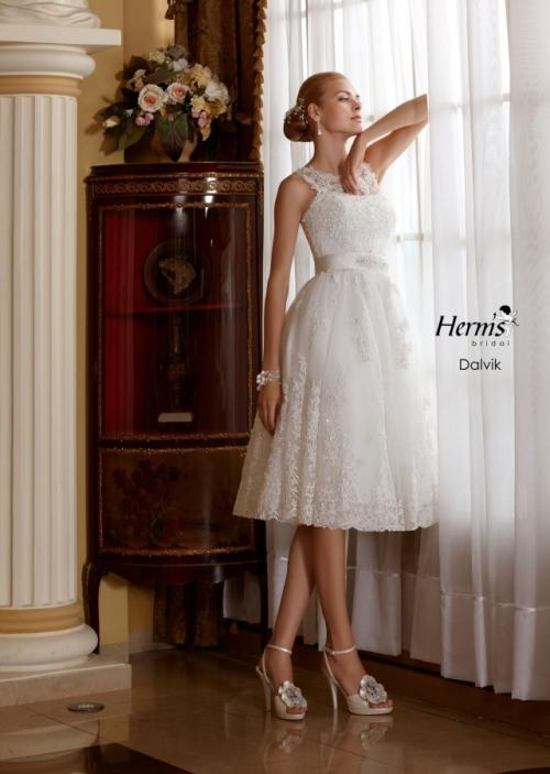 Ажурные свадебные платья 2013 фото 11